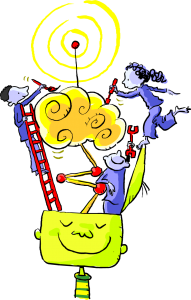 vertical CMK logo