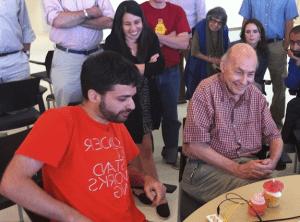 Eric Rosenbaum & Marvin Minsky
